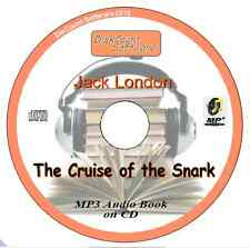 Cruise of The Snark - Jack London Mp3 Audio Book CD in 18 Episodes