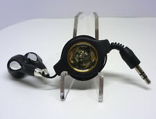 Crisis Core Final Fantasy VII 10th Anniversary Inner Ear Headphones (2007) New
