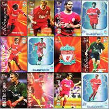 Futera 2000 Liverpool Football Club Single Cards - Various Players