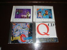Sounds of the 80's Cd Lot 4 Albums The Rockin Eighties Q Living & 1982 Oop