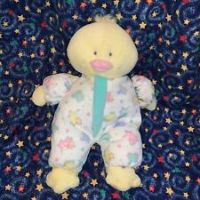 "Eden DUCK 10"" Stuffed Plush Lovey Toy"