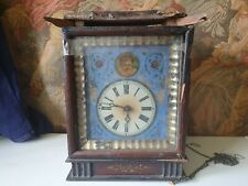 Antique clock for restoration