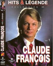 DVD Claude François Hits & Légende Collection Or - Claude François Vol. 1