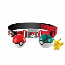 Pokemon Clip 'N' Carry Pokeball Belt - Pikachu