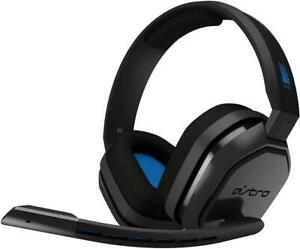 ASTRO 939-001509 Gaming A10 Grey/Blue PS4 Wired Gaming Headset PS 4