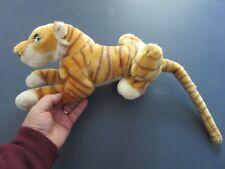 "Disney Shere Khan plush tiger 23"" long sleepy eyes"