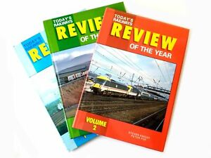 Today's Railways Review of the Year, Platform 5 - Please Choose From Listing