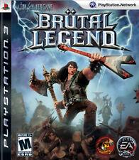 Brutal Legend PS3 New Playstation 3