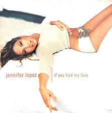 Jennifer Lopez CD Single If You Had My Love - Europe (EX/EX)