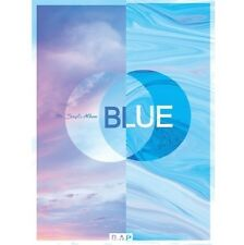 B.A.P[Blue]7th Single Album A+B 2 Ver SET CD+Poster+Booklet+PhotoCard+S.Gift BAP