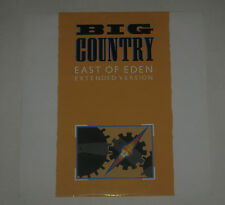 """BIG COUNTRY 12"""" 3 TRACK EP EAST OF EDEN EXCL 1984 MERX175"""