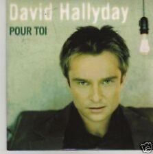 (991N) David Hallyday, Pour Toi - 1999 CD