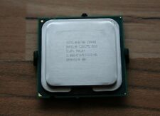 CPU PROCESSORE INTEL CORE DUO 2 E8400 8400 SK 775 64BIT 3.00GHZ/6M/1333MHZ