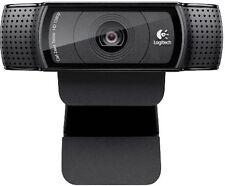 Logitech Hd Pro 960-000767 C920 Cámara web Youtube Skype