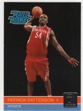 PATRICK PATTERSON 2010-11 DONRUSS ROOKIE CARD #241 ROCKETS