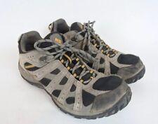 Columbia Men's Redmond Waterproof Hiking Shoe, Black, Squash, 9.5 D US