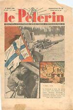 Finlande Finland Molotov–Ribbentrop Pact Pacte germano-soviétique WWII 1940