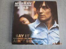 Murray Head-Say It Aint So Vinyl Album