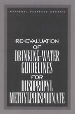 Re-evaluation of Drinking-Water Guidelines for Diisopropyl Methylphosphonate