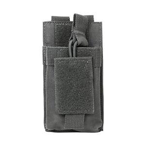 Gray Pouch Fits KENWOOD TH-K20A TH-D72A TH-K2AT Motorola HT FRS HAM GMRS Radios