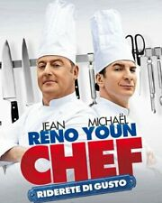 Chef DVD CDE