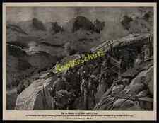 Tuszyński Kaiserschützen Unterstand Monte Sief Buchenstein Col di Lana Tirol ´16