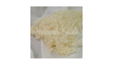NATURAL AIR DRIED BLEACHED WHITE BROOM BLOOM - FLORAL FOLIAGE FILLER