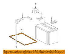 TOYOTA OEM-Battery Tray 7443152040