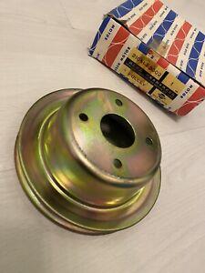 Datsun 240Z 260Z 280Z 280ZX Engine Water Pump Fan Pulley *NOS, Original OEM*