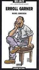 Erroll Garner / Michel Conversin / 2-CD-Longbox + 16 Page Comic Book - NEU/OVP