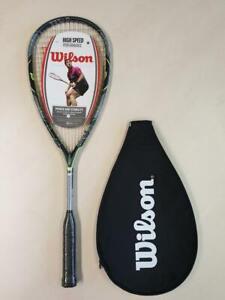 Wilson Force 155 BLX Squash Racket RRP £120 - NEW