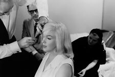 MARILYN MONROE MAKING UP MARILYN (1) RARE 8x10 GalleryQuality PHOTO