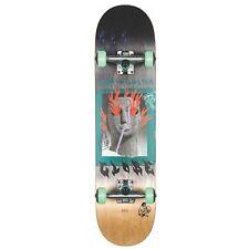 """Globe Complete G1 Firemaker 31"""" Skateboard Black Natural"""