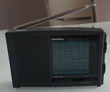 Antik Grundig Yacht Boy 207 Weltempfänger Transistorradio Bj.1995 B
