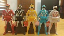 Jetman Ranger Key Set Gokaiger Bandai Japan Mighty Morphin Power Rangers