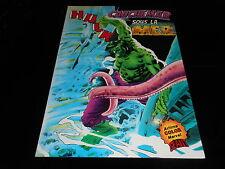 Artima Marvel color géant Hulk 8 : Cauchemar sous la mer