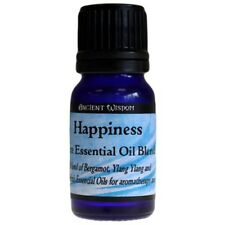 10ml Various Ancient Wisdom Essential Oils Blends for Aromatherapy Oil Burners Happiness