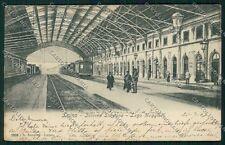Varese Luino Stazione Treno cartolina QK2230