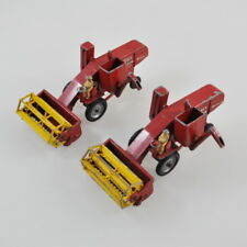 2 x Matchbox Lesney Major Pack No. 5  - Massey Ferguson Combine Harvester