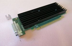 Dell TW212 0TW212 256MB Nvidia Quadro NVS 290 PCI-E x16 Half Height Bracket