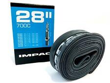 Schwalbe IMPAC 700 x 28c + 30c 32c 35c 38c 40c 45c Road Bike Inner Tube Presta