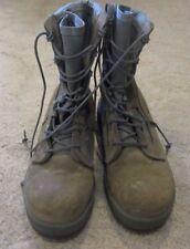 Belleville F600ST  Hot Weather Steel Toe Boot Size 7W Sage
