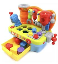 Musical Workbench Set, Multifunctional Learning Tool
