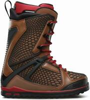 THIRTYTWO Men's TM-TWO APRIL Snowboarding Boots - Brown/Black - US Size 10 - NIB