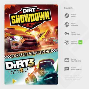 DiRT Showdown + DiRT 3 Complete Edition Bundle (PC / MAC) - Steam Key [GLOBAL]