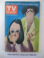 TV Guide   May , 3-9  1975   Valerie Harper & David Groh Of Roda