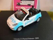 1/43 UH 5004 Citroen C3 Pluriel Febreze 2004 Cabrio