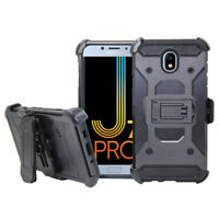 Armor Kickstand Holster Case Cover For Samsung Galaxy J5 Pro 2017/J7 Pro 2017