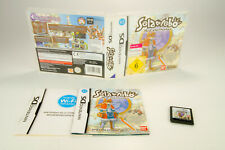 Nintendo DS *Sola to Robo: Red the Hunter* OVP mit Anleitung