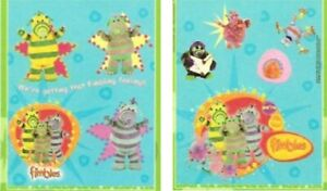 Fimbles Party Supplies - Gifts - Drawstring Toy Bag / Library Bag